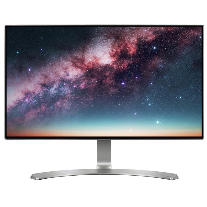 """Монитор LG 24MP88HV (24MP88HV-S), 23.8"""" (60.45 cm) IPS панел, Full HD, 5ms, 250cd/m2, HDMI image"""