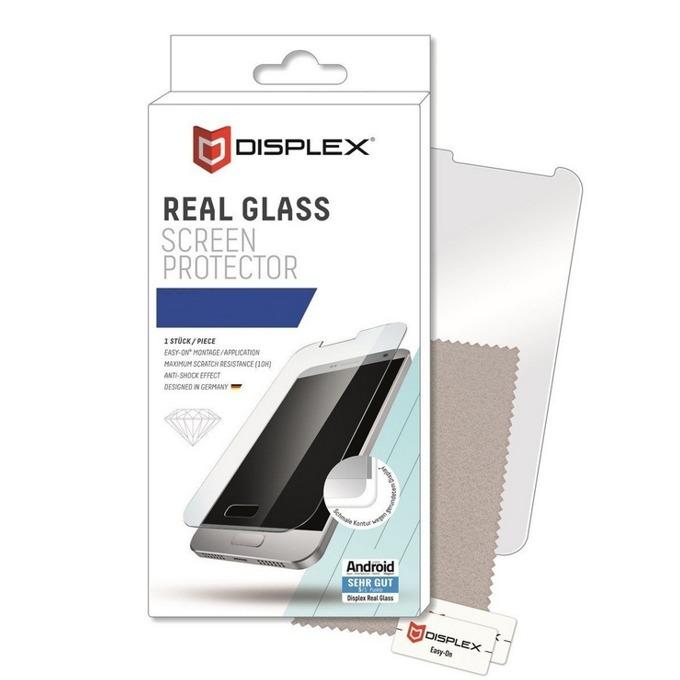 Протектор от закалено стъкло /Tempered Glass/, Displex 00711, за Huawei P10 Lite image