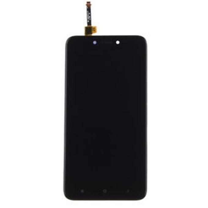 Протектор от закалено стъкло /Tempered Glass/ за Xiaomi Redmi 4X LTE DS, LCD, с тъч, черен image