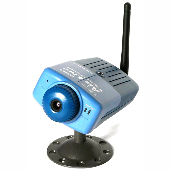 IP камера SeaMax AirLive WL-5400CAM, безжична, 0.3MP, WiFi 802.11g  image