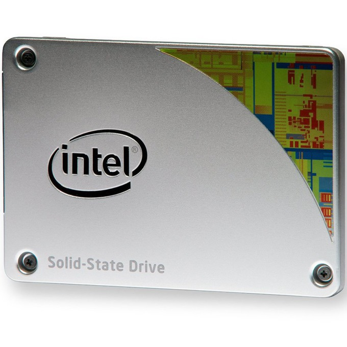 "Памет SSD 360GB, Intel 535 Series, SATA 6Gb/s, 2.5"", 7 mm image"