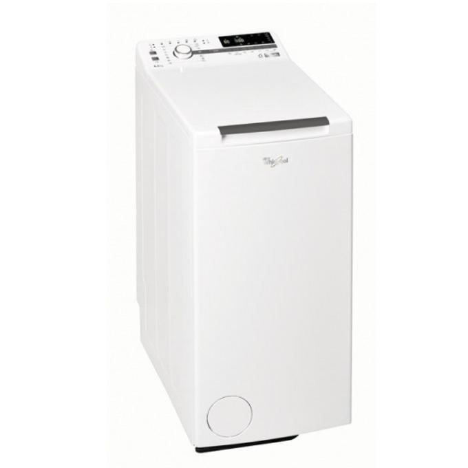 Перална машина Whirlpool TDLR65231, клас А+++, 6 кг. капацитет, 1200 оборота в минута, 14 програми, свободностояща, 40 cm. ширина, 6-то чувство, бяла image
