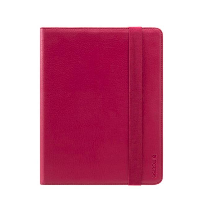 Калъф InCase Book Jacket Select, кожен,  Wake/Sleep функция, за iPad 2/3/4, розов image