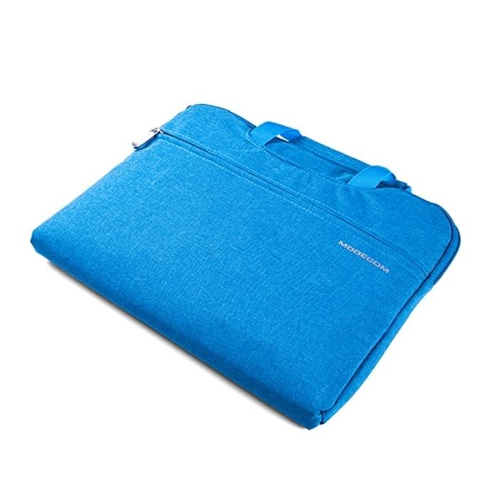"Чанта за лаптоп Modecom Highfill до 11.3"" (28.70cm), водоустойчива, синя image"