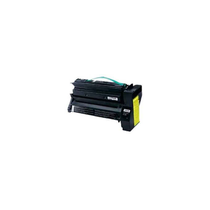 КАСЕТА ЗА LEXMARK C 750 - Yellow - Return program product