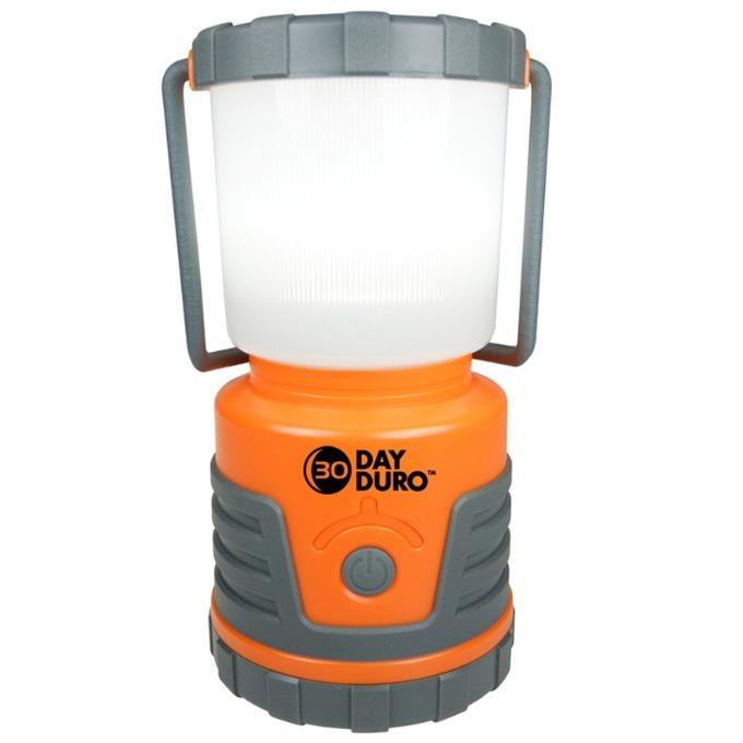 Фенер UST Brands Фенер 30 дни Duro, 3x D, 700 lumens, водоустойчив, за открито, оранжев image