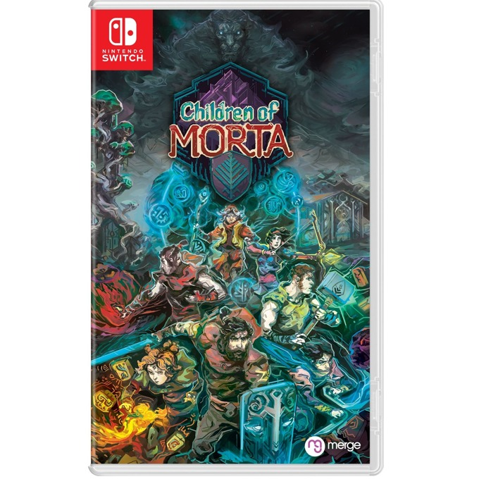 Игра за конзола Children of Morta, за Nintendo Switch image