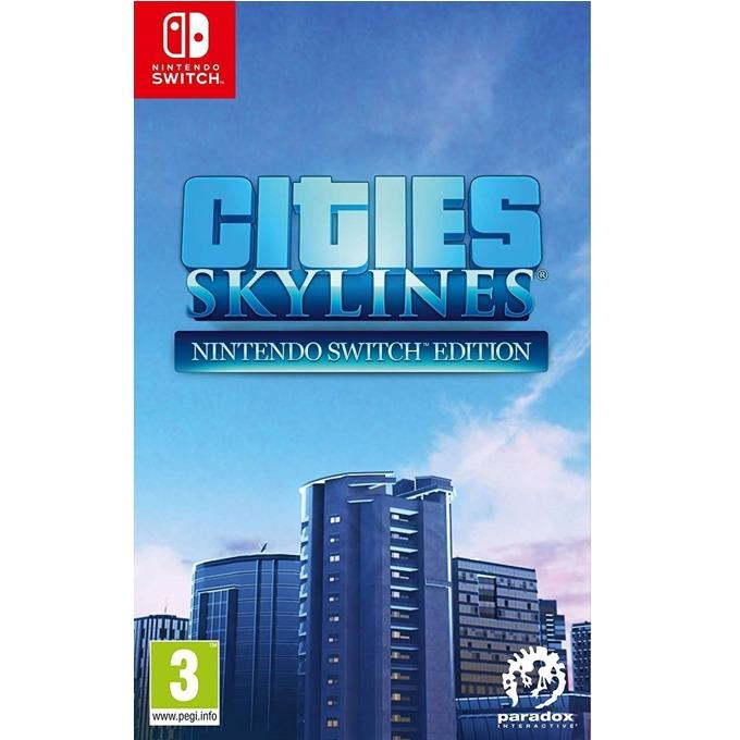 Игра за конзола Cities: Skylines, за Nintendo Switch image