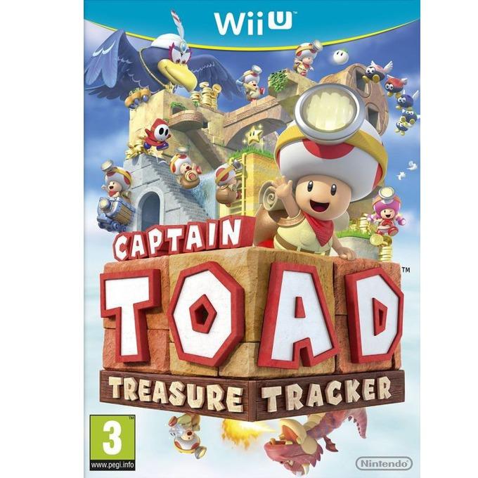Игра за конзола Captain Toad: Treasure Tracker, за Wii U image