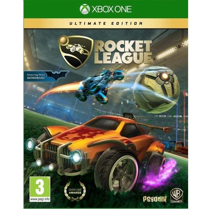 Игра за конзола Rocket League - Ultimate Edition, за Xbox One image