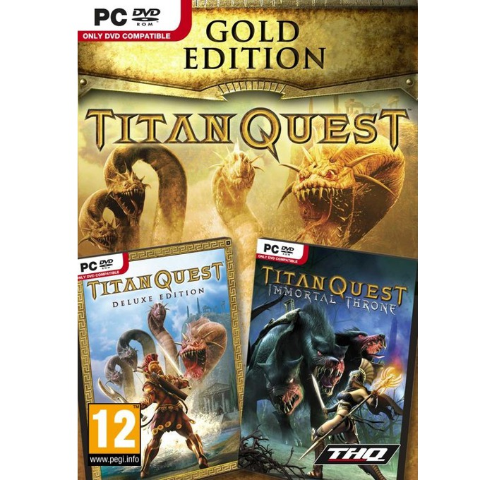 Игра Titan Quest: Gold, за PC image