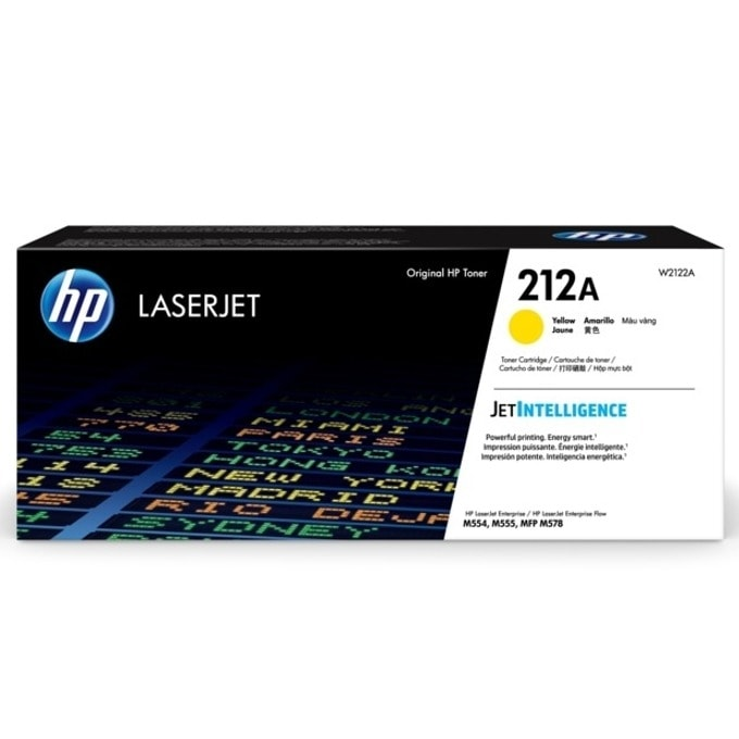 HP 212A Yellow  product