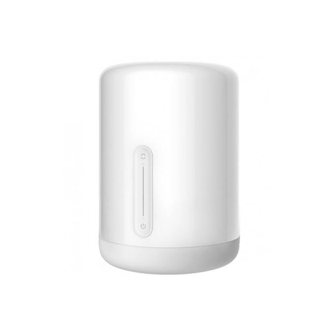 LED лампа Xiaomi Mi Bedside Lamp 2, WRGB, 400 lm, Wi-Fi, Bluetooth, бял image