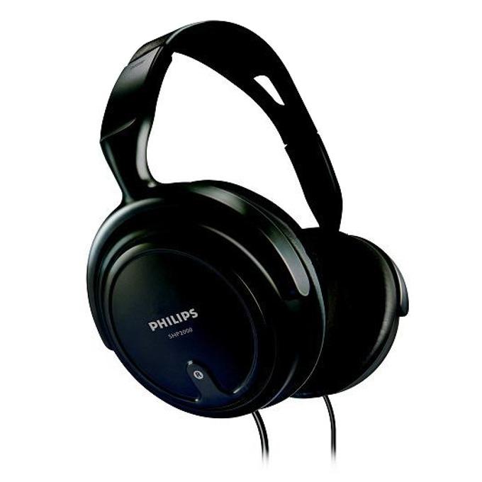 Слушалки Philips SHP2000, черни image