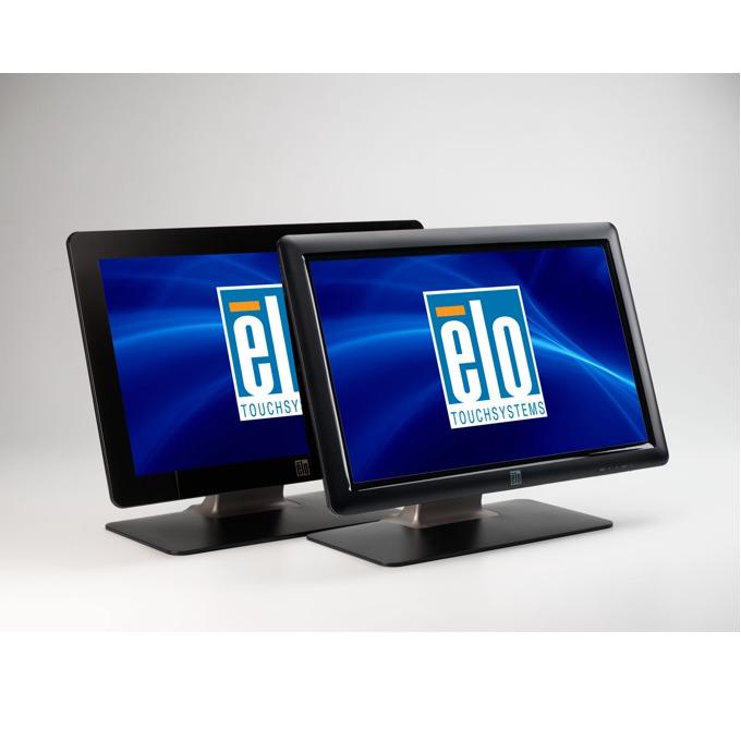 """Монитор 22""""(55.88cm) ELO TOUCH 2201L, LED, 5ms, 1000:1, 250cd/m2, 16:9, DVI, Mini D-Sub, 2x 2W Speakers image"""