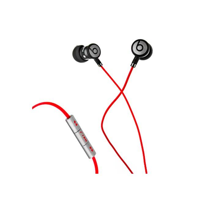 Слушалки Beats by Dre iBeats (UrBeats), черни, оптимизирани за HTC image