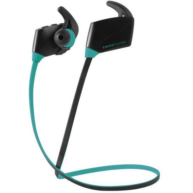 Слушалки Energy sistem Earphones Sport BT Mint, безжични, спортни, зелени image