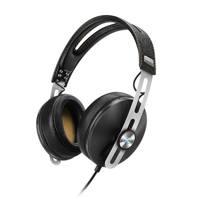 Слушалки Sennheiser Momentum I (M2 AEI), микрофон, 1.4 метра кабел, 100 - 10000 Hz честотен диапазон, 3.5mm жак, черни image