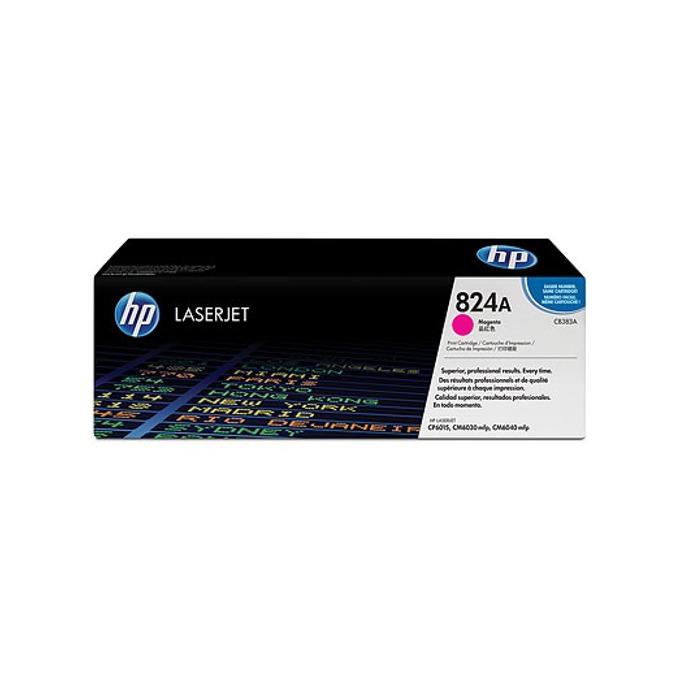 КАСЕТА ЗА HP COLOR LASER JET CP6015/CM6040MFP - Magenta - P№ CB383A - заб.: 21000k image