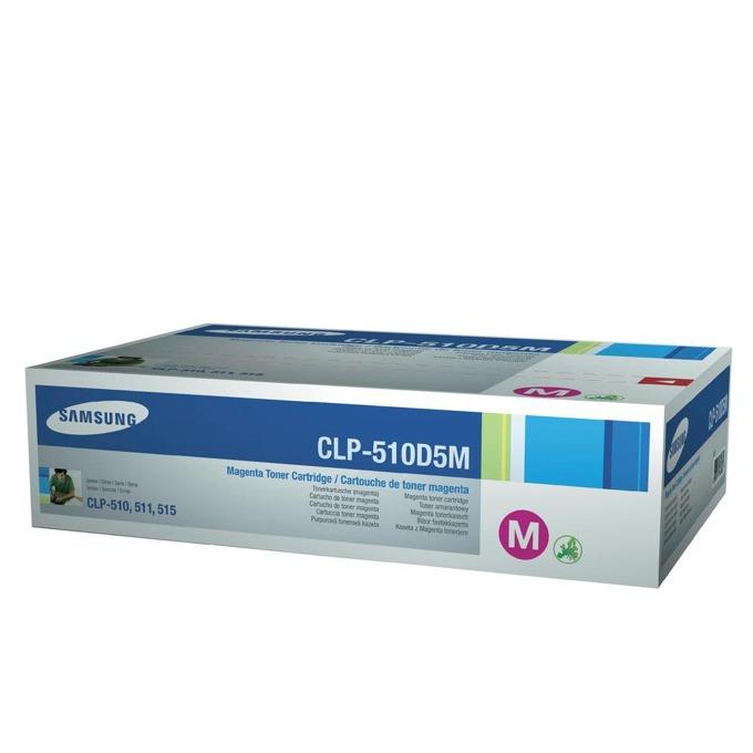 КАСЕТА ЗА SAMSUNG CLP510 - Magenta - P№ CLP-510D5M - заб.: 5000k image