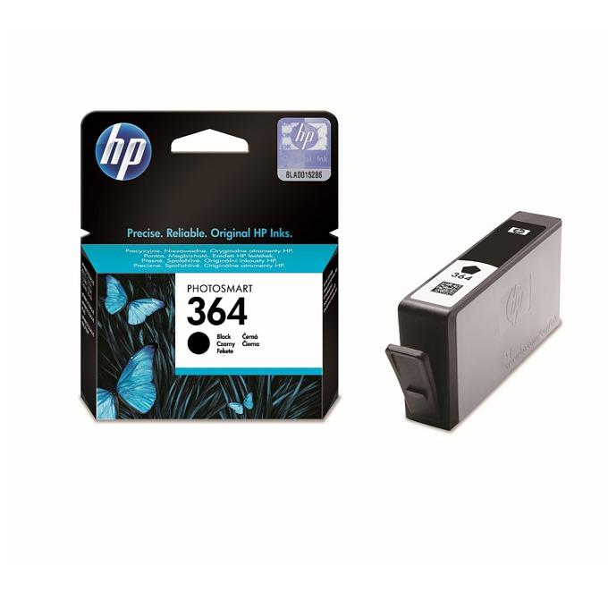 ГЛАВА HP Photosmart C5380/C6380/D5460/Photosmart Pro B8550 - Black - (364) - P№ CB316EE image