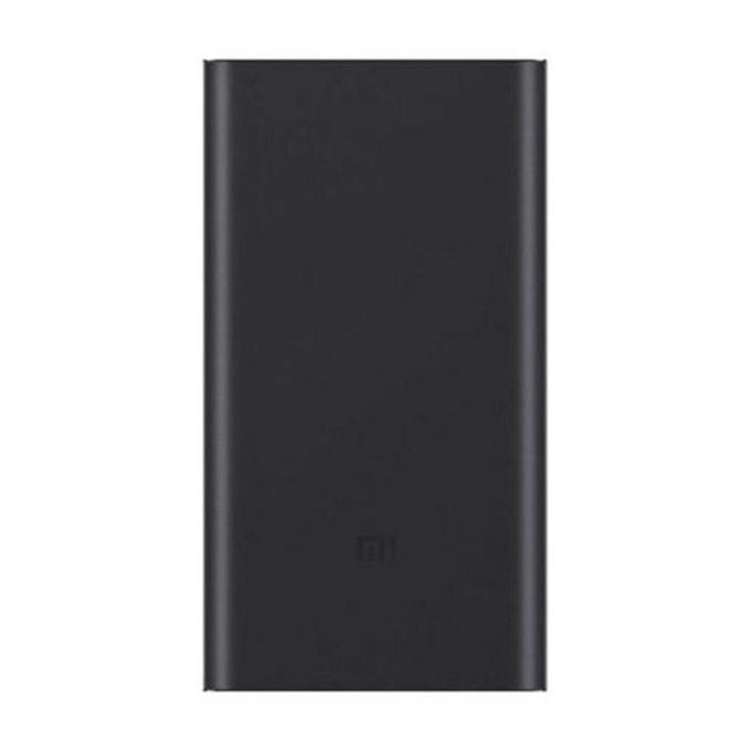 Bъншна батерия /power bank/ Xiaomi Mi Power Bank 3, 10000 mAh, USB A: 5V-2,4А, черна image
