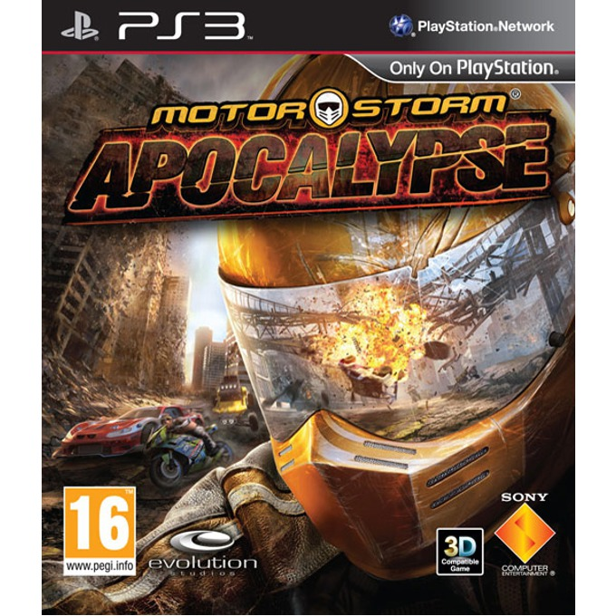 MotorStorm: Apocalypse (3D съвместимост), за PlayStation 3 image
