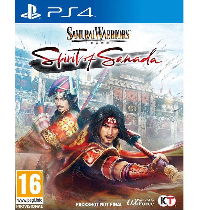 Samurai Warriors: Spirit of Sanada, за PS4 image