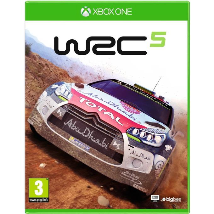 WRC 5, Xbox One image