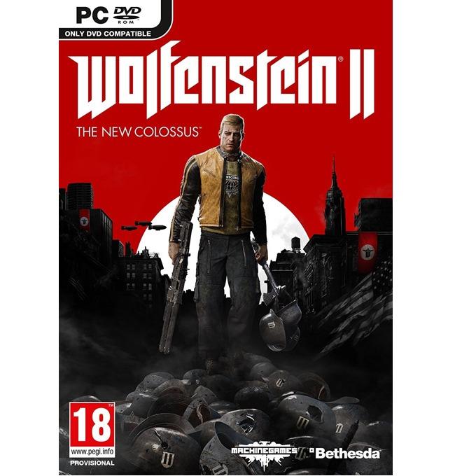 Игра Wolfenstein 2 The New Colossus, за PC image