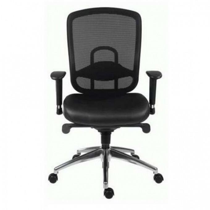 Директорски стол Baristo Chrome, черен image