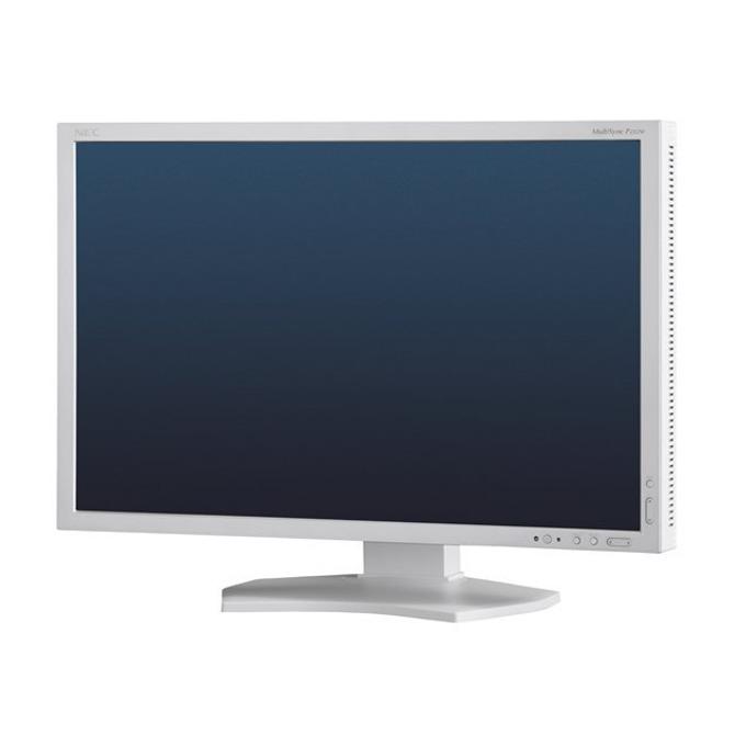 """Монитор NEC P232W, 23"""" (58.42 cm), IPS LED, Full HD, 8ms, 1000 :1, 250cd/m2, DVI, HDMI, DisplayPort image"""