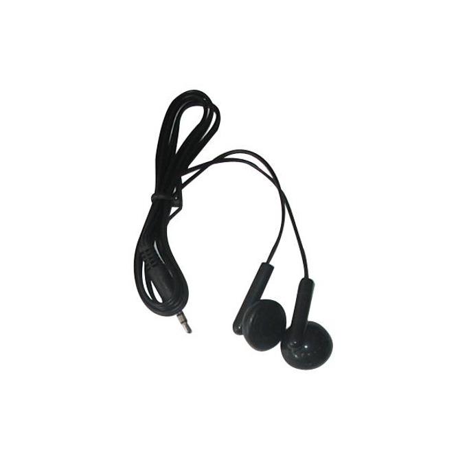 Слушалки Privileg E-PH-2.5, черни, универсални, BULK image