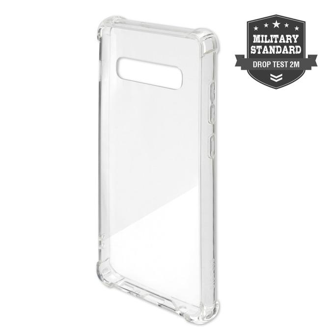 Калъф за Samsung Galaxy S10 Plus, 4smarts Hard Cover Ibiza, поликарбонат, удароустойчив, прозрачен image