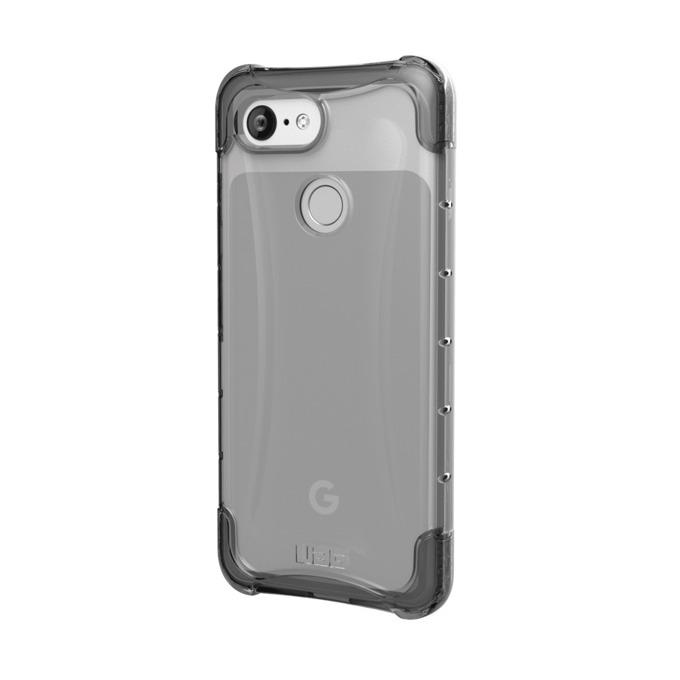 Калъф за Google Pixel 3XL, удароустойчив, TPU и поликарбонат, Urban Armor Gear Plyo, хибриден, прозрачен image