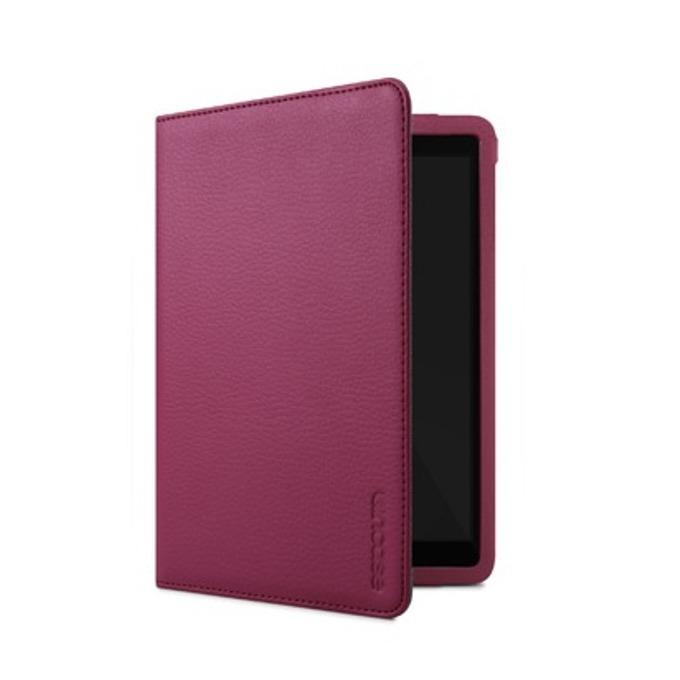 Калъф Incase Book Jacket, кожен, за iPad Mini 2/3, розов image