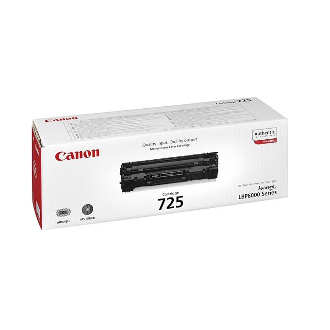 КАСЕТА ЗА CANON LBP6000/LBP6020/LBP6030/MF3010 - P№ CRG-725 - CR3484B002AA - заб.: 1600k image