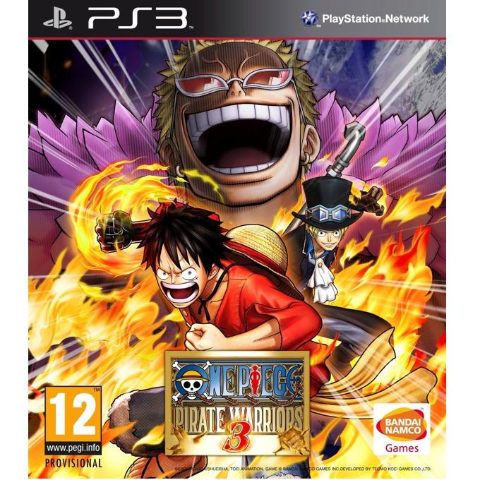 Игра за конзола One Piece: Pirate Warriors 3, за PS3 image