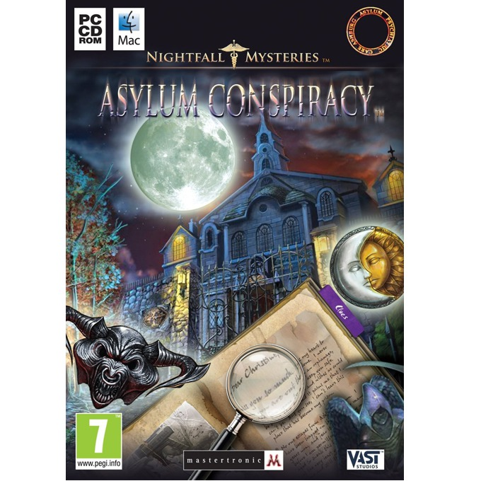 Asylum Conspiracy, за PC image