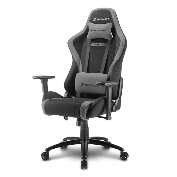 Геймърски стол Sharkoon Skiller SGS2, черен image