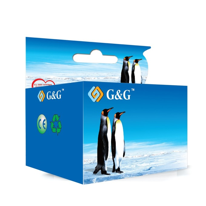 HP (CON100HPQ2610GRC) Black G and G product