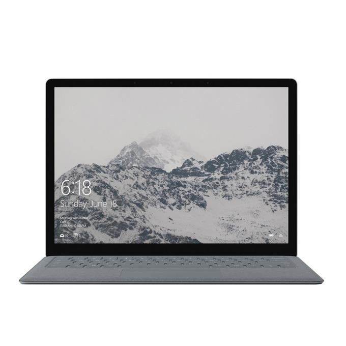"Лаптоп Microsoft Surface Laptop 2 (LQS-00012)(сребрист), четириядрен Kaby Lake R Intel Core i7-8650U 1.9/4.2 GHz, 13.5"" (34.29 cm) WQHD 10 point multi-touch Corning Gorilla Glass 3 Glare Display, (mDP), 16GB, 512GB SSD, 1x USB 3.0, Windows 10 Home image"