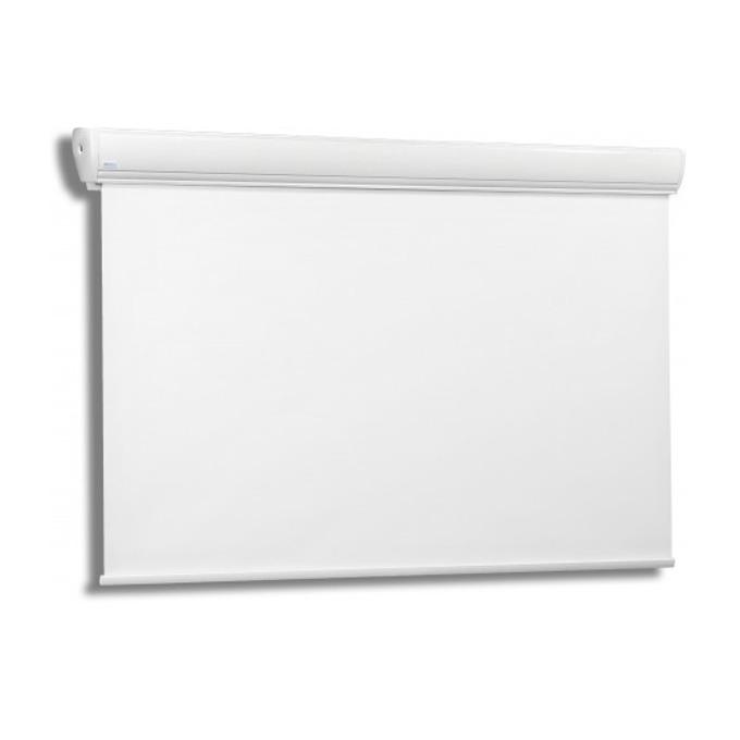 "Екран Avers AKUSTRATUS 2 30-23 MG, стенен/таванен монтаж, Matt Grey, 300 x 225 см, 143"" (363.22 cm), 4:3 image"