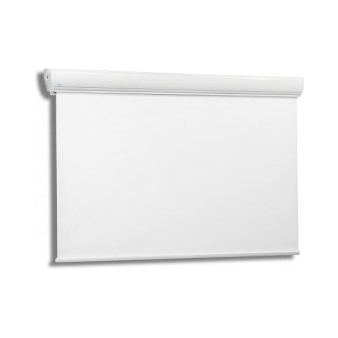 "Екран Avers STRATUS 2 21 MW, стенен/таванен монтаж, Matt White, 210 x 210 cm, 117"" (297.18 cm), 1:1 image"