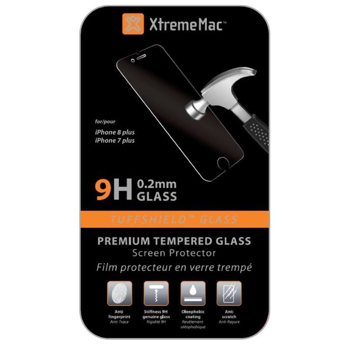 Протектор от закалено стъкло /Tempered Glass/ за iPhone 8 Plus, 0.2mm, Прозрачен image