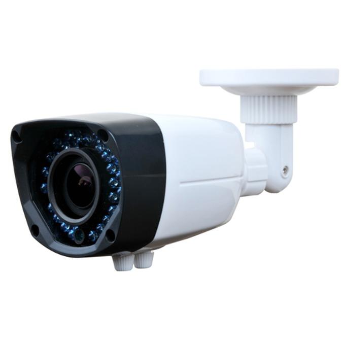 """Qihan QH-W284C-5, камера водоустойчива, 1/3"""" HDIS, 850 TVL, 2.8-12мм, ИЧ-30м image"""