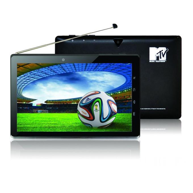 "Таблет Privileg MT-D78 (черен), 7"" (17.78 cm) дисплей, едноядрен TCC 8923 1GHz, 1GB RAM, 8GB Flash памет (+ microSD слот), 2.0 & 0.3 Mpix камера, Android 4.0.3 image"