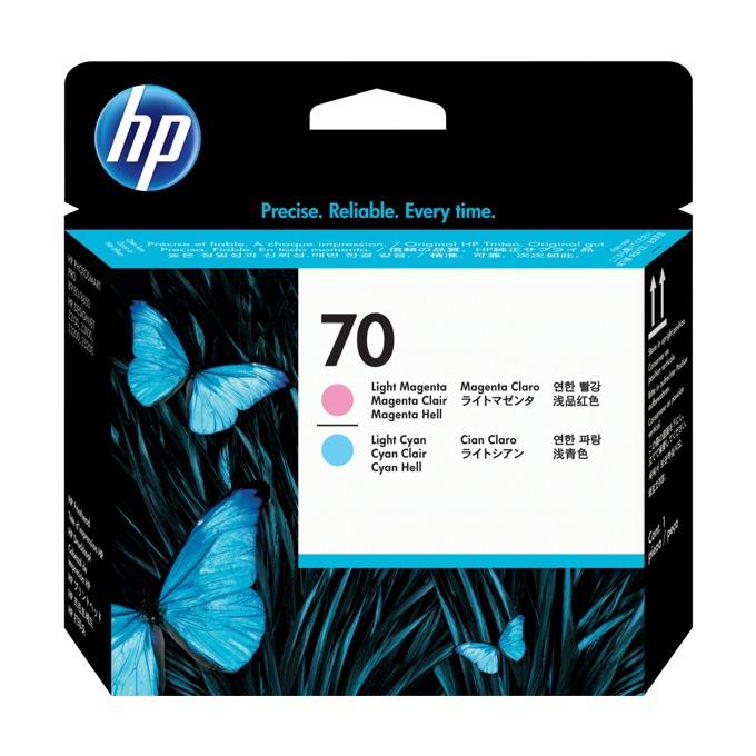 ГЛАВА HP Photosmart Pro B9180 Professional Photo Printer - Light Magenta and Light Cyan Printhead  - P№ C9405A image
