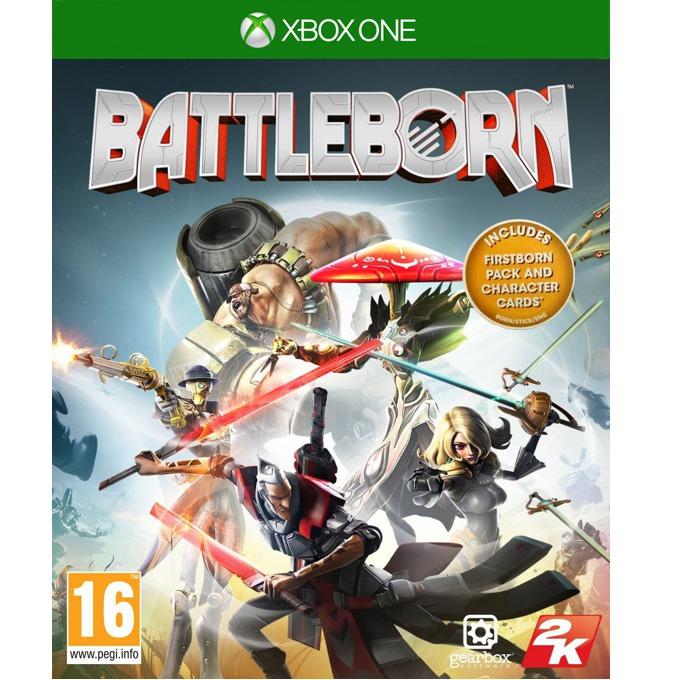 Игра за конзола Battleborn, за XBOX One image