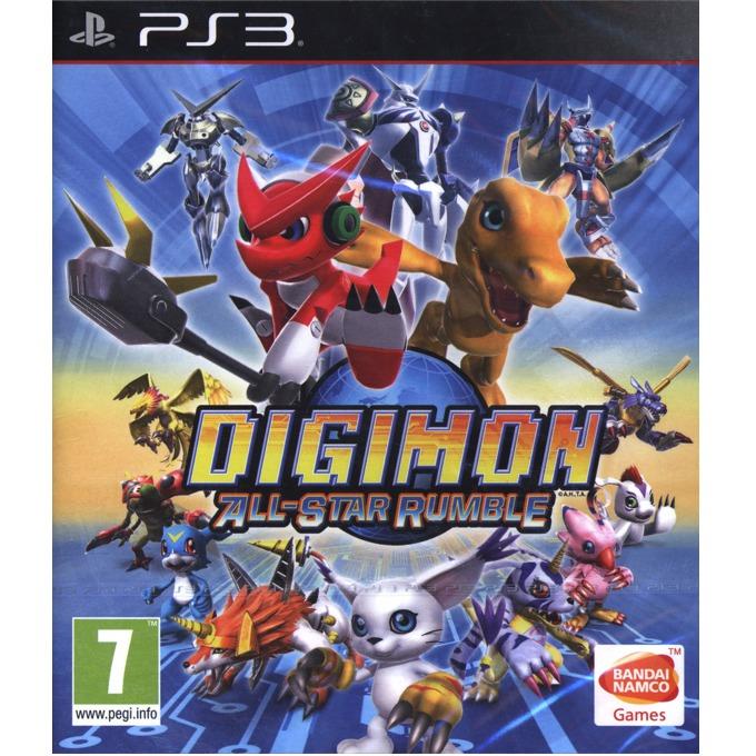 Игра за конзола Digimon: All-Star Rumble, за PS3 image